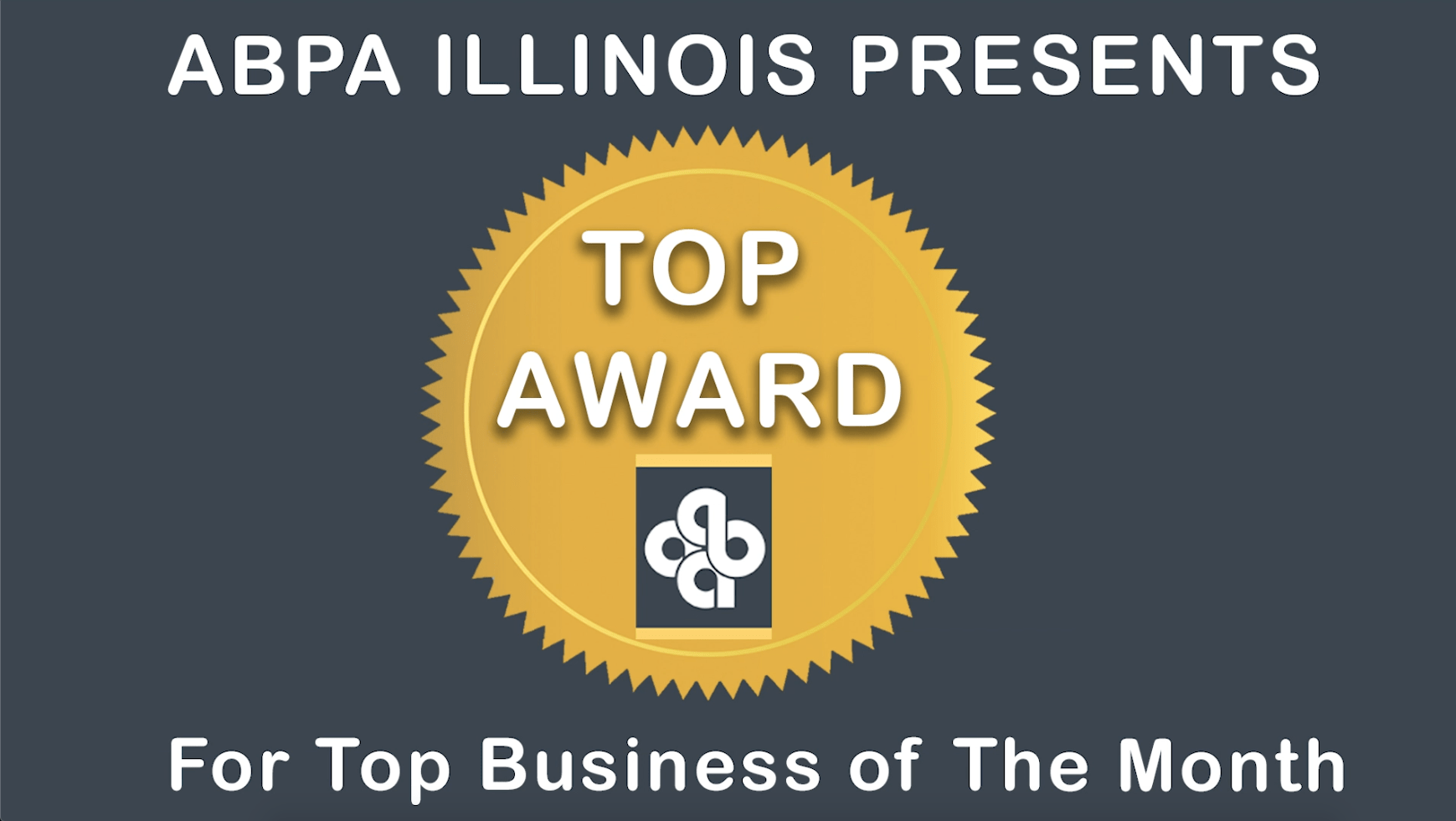 ABPA March Top Business of the Month