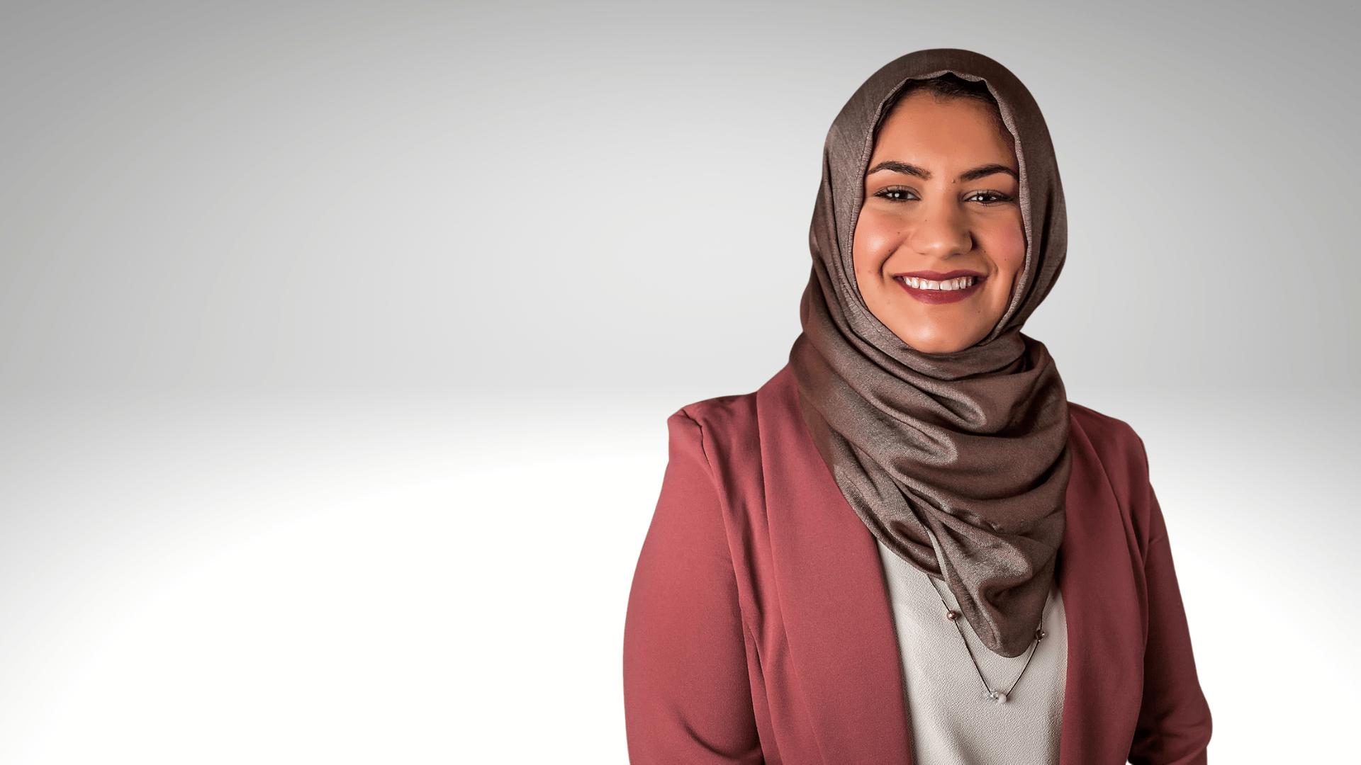 Introducing Esraa Aburass!