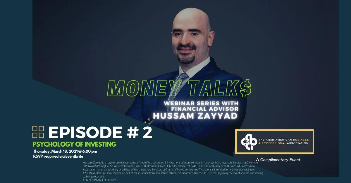 """""""Money Talks"""" Webinar #2"""